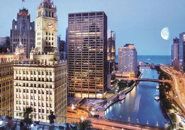 Melhores hotéis em Chicago